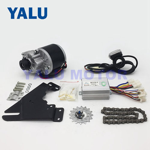 E-bicycle Motor kit For Disc Brake Rotor Left Mounting Electric Bike