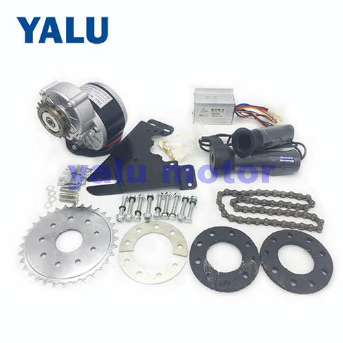 Electric Bicycle Motor Kit MY1016Z2 EBIKE Left Side Flywheel Drive