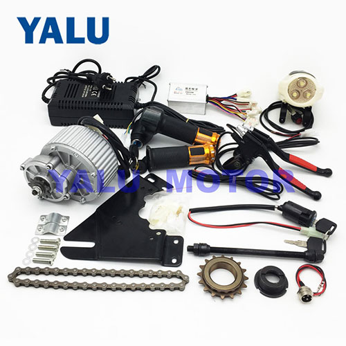 Mountain Ebike Motor Set 450W MY1018 Stronger Power Conversion Kit
