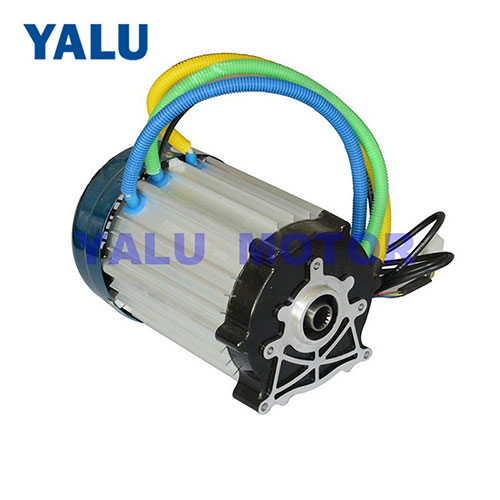 1500-3000W Small and Medium Size Pedicab E-Tricycle BLDC Motor