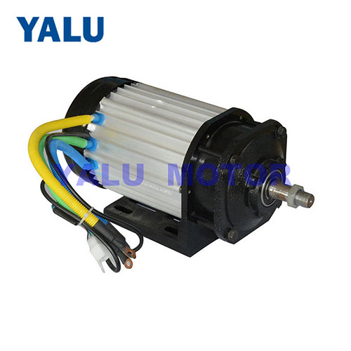 3000-4000W high power electric tricycle speed brushless DC motor