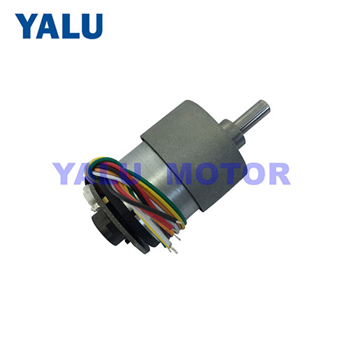 37-520GB Mini DC Gear Motor With hall Encoder for vending machine