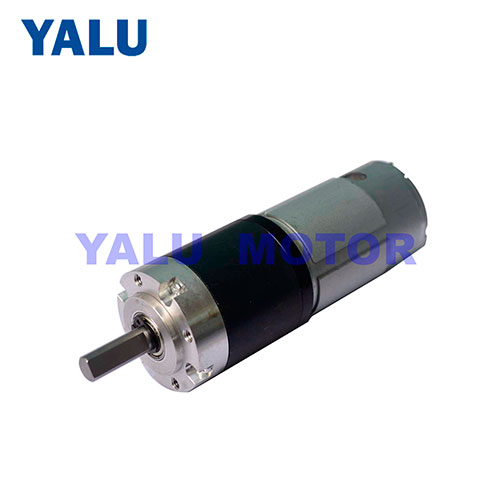 40GP-555 automatic curtain micro DC motor with Planetary Gearbox