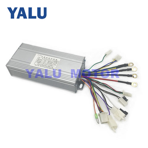 Brushless DC Controller 500W 750W 48V for Electric Tricycle BLDC Motor