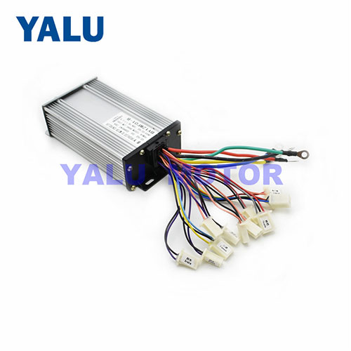 Brushless Ebike DC Controller 2000W for Electric Go-kart Engine Kit