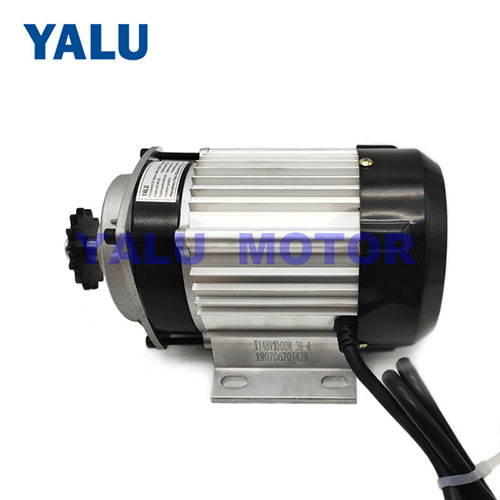 Cheap Electric tricycle brushless dc motor BM1418ZXF 750W 1000W 48V