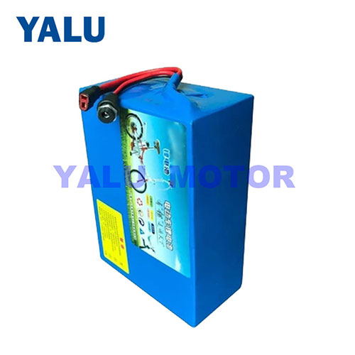 Electric Bike Lithium Battery for 250W to 1KW motor Mountain EBike