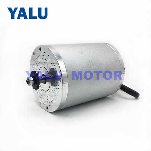 Electric Mid Drive Brushless DC Motor BM1109 for Ride On Toy Scooter