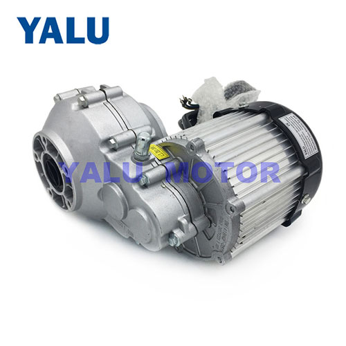 Electric Mobility Brushless Differential Geared DC Motor BM1418HQF
