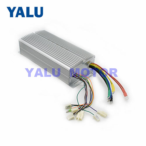 Electric Vehicle Brushless DC Controller for 1000W-2200W UNITE Motor