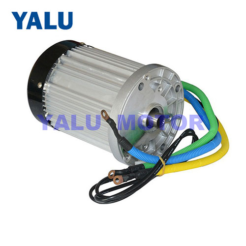 Electric car BLDC motor 1500-3000W E-Tricycle DC brushless engine