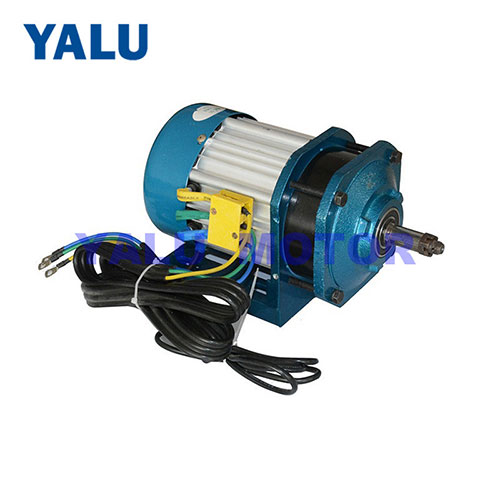 Electric car DC BLDC motor 3000W-4000W for heavy Load cargo tricycle