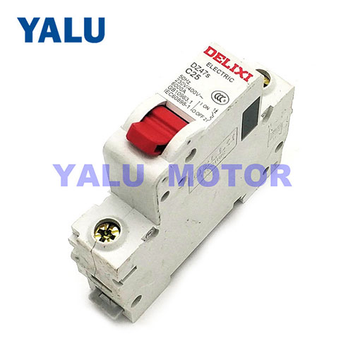 Electric scooter current Circuit breaker for tricycle air switch MCB