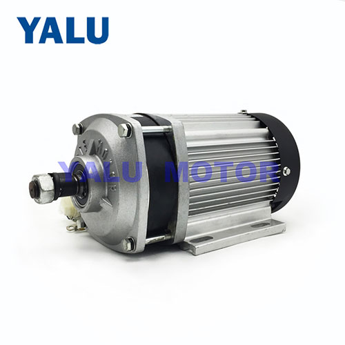 Four-wheel Brushless DC Motor BM1424ZXF for Electric Tricycle Vehicle