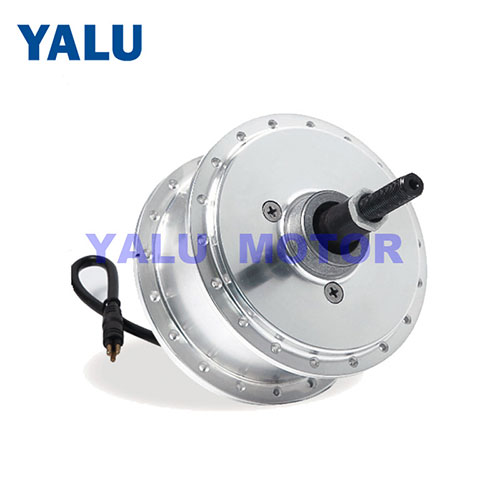 IP65 waterproof Electric Scooter Brushless Hub Motor for Rear Wheel
