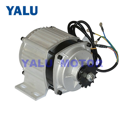 Planetary Brushless DC Motor 350W 48V for Electric Go Kart Bicycle