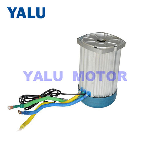 centrifugal pump dc motor 1500W-3000W BLDC electric triycle motor
