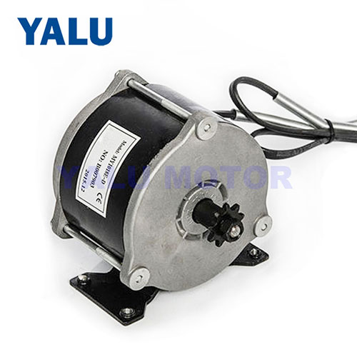 Electric Bicycle Brushed Motor MY1018E-D 500W for T-ATV EV Scooter