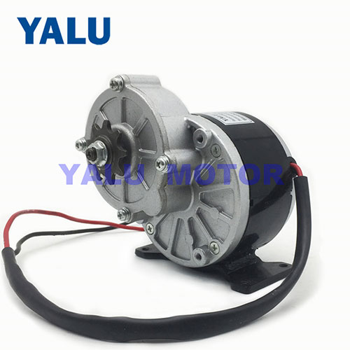 Electric Bike Kit Brush Geared DC Motor MY1016Z 24V For Razor Scooter