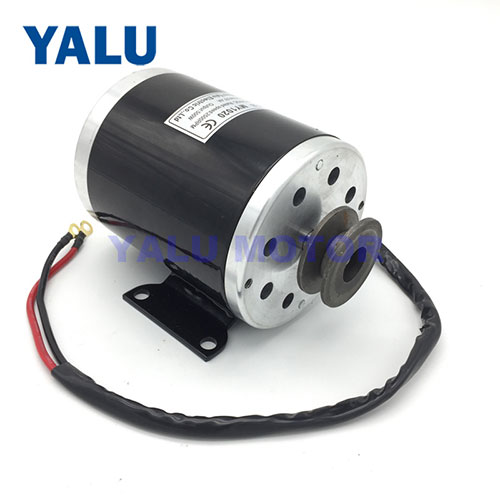 Electric Scooter Motor With pulley for Razor MX500 Dirt Rocket Bike