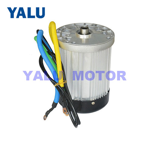 electric vehicle brushless motor 1500-3000W for motorcycle Kit